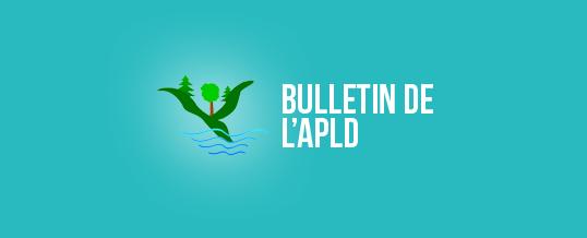Bulletin du lac Desmarais, aout 2018